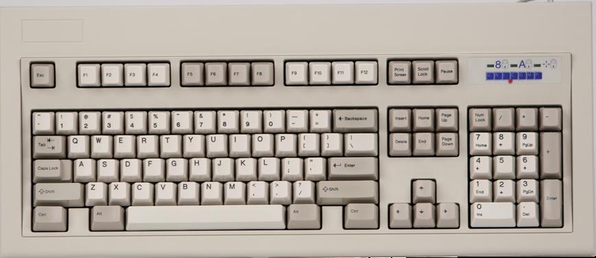PC klávesnice | PC: Hardware obecně | Forum